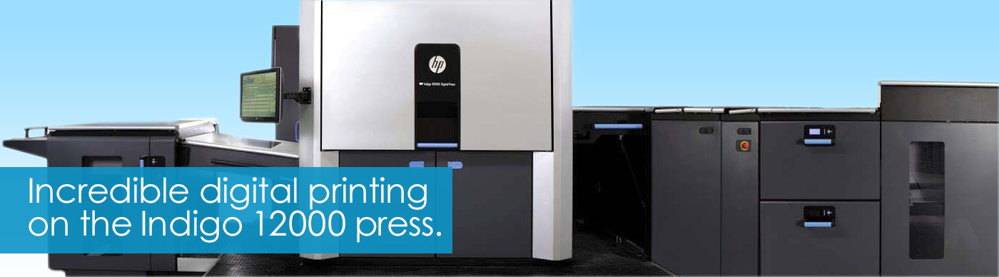 Digital Printing Indigo 10000 Press